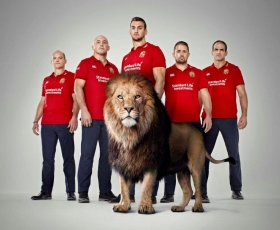 British and Irish Lions Rugby 2017