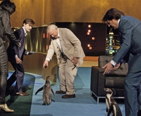 Jonathan Ross Show with David Attenborough