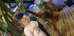 Sloth encounter (2)